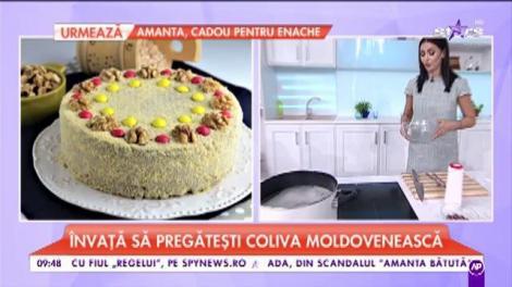 Cea mai bună colivă din lumea e cea moldovenească! Am aflat care este secretul acestei rețete!