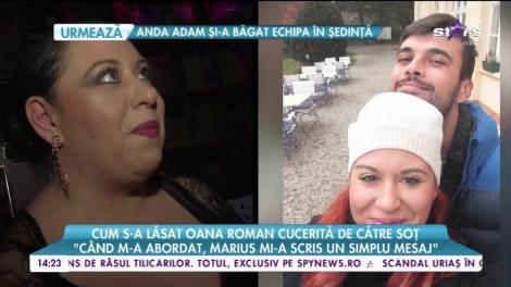 """Cum s-a lăsat Oana Roman cucerită de soț: """"Aș vrea să fiu pantera din Cartea Junglei!"""" Cum arată acum diva după ce a slăbit zeci de kilograme"""