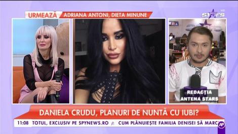 """Daniela Crudu, primele declarații despre noul iubit: """"Am primit cadou un cățeluș de la iubitul meu"""""""