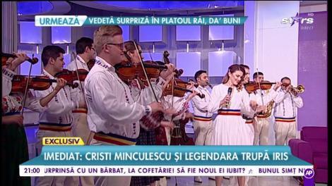 Orchestra Nationala Valahia cântă în exclusivitate, pentru Mara Bănică