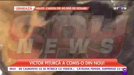Victor Pițurcă a comis-o din nou! Ce gesturi a făcut în văzul tuturor?