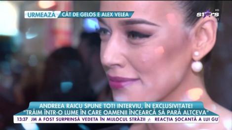 """Andreea Raicu: """"Este foarte important să ajungem șă ne cunoaștem"""""""