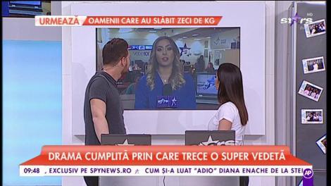 Drama cumplită prin care trece Claudia Ghițulescu