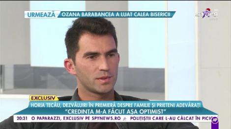 """Horia Tecău vorbește despre viata sa: """"Nu caut atenția reflectoarelor cu viața mea personală"""""""