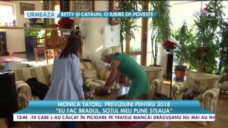 """Monica Tatoiu, previziuni pentru 2018: """"Va fi un an care va reașeza lumea"""""""