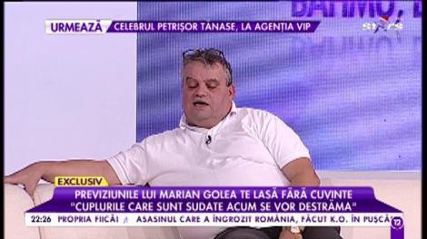 """Previziunile lui Marian Golea te lasă fără cuvinte: """"Cuplurile care sunt sudate acum se vor destrăma"""""""