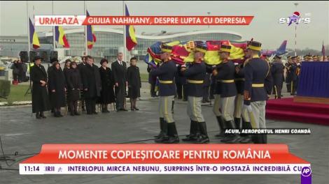 Momente copleșitoare pentru România. Membrii Casei Regale participă la slujba specială