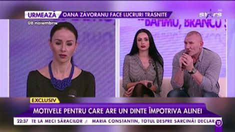 """Magda Ciumac: """"Tolea se conversează cu o prietenă de-a mea și își trimit inimioare"""""""