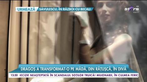 Săvulescu, deschizător de drum pentru Mădălina Ghenea. Afaceristul își duce trail printre milionarii de la Hollywood