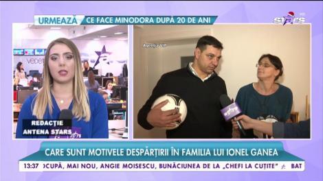 Un nou divorț în Generația de Aur a României. Care sunt motivele despărțirii în familia lui Ionel Ganea