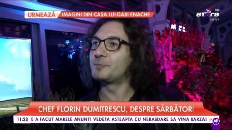 """Chef Florin Dumitrescu, despre sărbători: """"Cozonacul nu trebuie să lipsească de pe masa de Crăciun"""""""