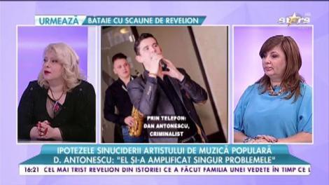 Artist de muzică populară, găsit spânzurat, după noaptea de Revelion!