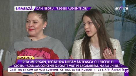 """Rita Mureșan, legătură nepământească cu fiicele ei: Rebecca își clădește viitorul la New York, iar Gloria în Europa"""""""