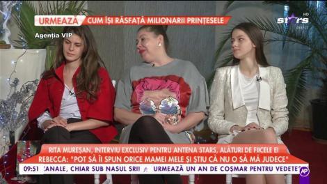 """Rita Mureşan, interviu emoționant. Vedeta a început să plângă, în fața lui Cristi Brancu: """"Cred că este ultimul interviu în felul acesta (..) Așa simt eu"""""""