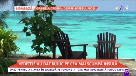 Insula preferată a miliardarilor din întreaga lume. Cât costa o singură zi de răsfăț