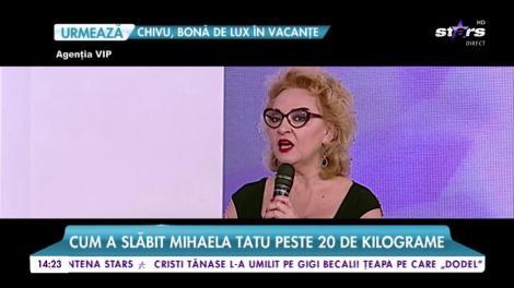"""Cum a slăbit Mihaela Tatu peste 20 de kilograme: Am slăbit 23 de kilograme, mai vreau șase"""""""