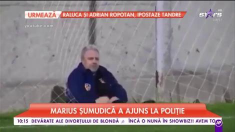 Mariuș Șumudica a ajuns la poliție. Celebrul antrenor povestește tot