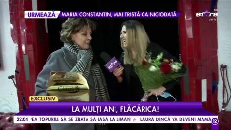 Carmen Tănase împlinește 57 ani! Actrița își sărbătorește ziua de naștere prin muncă