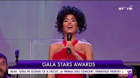 Margherita interpretează muzică interbelică în cadrul galei Stars Awards