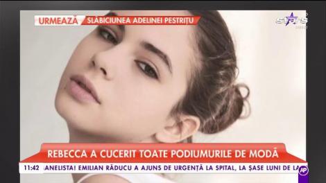 Anamaria Prodan, mândră de fiicele sale
