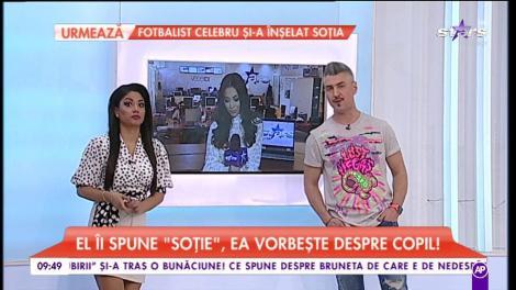 Mihaela Rădulescu şi Felix Baumgartner s-au căsătorit în secret?