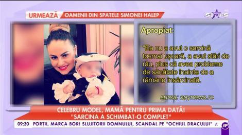 Mădălina Secuianu, mamă pentru prima dată!