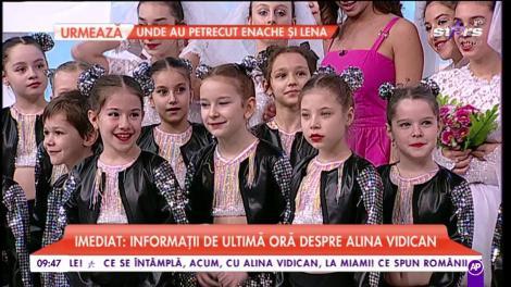 Matinalii și trupa de coregrafie Anna Dance dau startul zilei