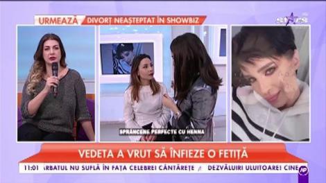 Adelina Pestrițu a vrut să înfieze o fetiță și să-i pună numele Zaira