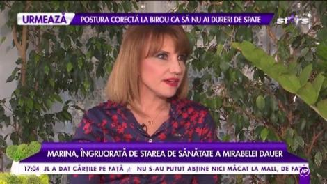 """Marina Almășan, secretul corpului tras prin inel: """"Am început să mănânc foarte puțină carne"""""""