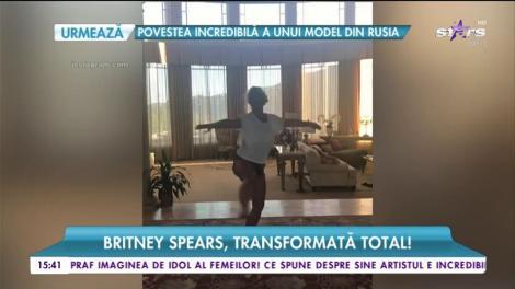 OOps! She did it again. Britney Spears, transformată total! Cântăreaţă a revenit la formele care au consacrat-o