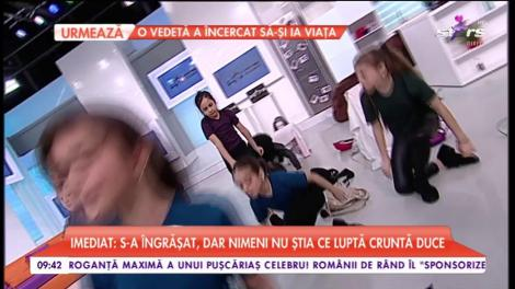 Dance World fac show în cadrul emisiunii Star Matinal