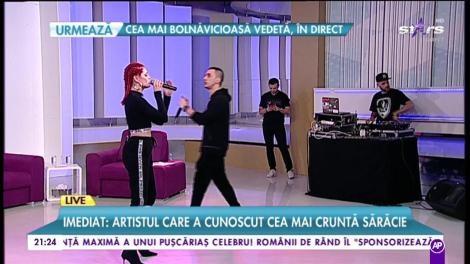 """Vescan feat. Raluka au cântat melodia """"Ca doi necunoscuți"""""""
