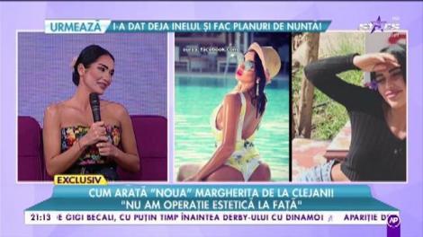 """Cum arată """"noua"""" Margherita de la Clejani! """"Nu am operație estetică la față"""""""