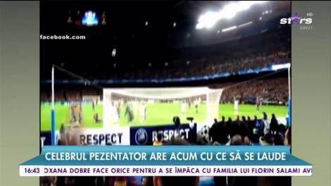 Fază de senzaţie în meciul Barcelona- Chelsea. Messi a şutat către poartă, dar mingea a ajuns în braţele lui Dan Negru