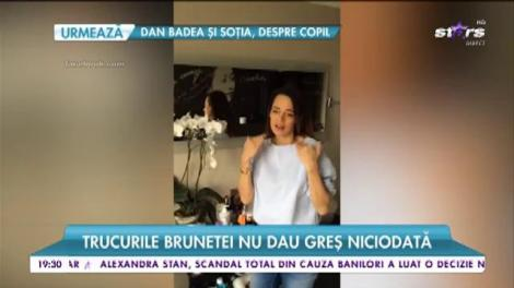Andreea Raicu, secretele frumuseții. Trucurile brunetei nu dau greș niciodată