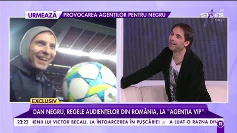 """Dan Negru, despre momentul când a prins mingea pe Camp Nou: """"Mi-a ras unul din spate un pumn că n-am dat-o mai repede!"""""""