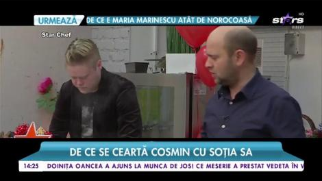 Cosmin Seleși, cel mai mare secret! Actorul i-a furat iubita unui prieten