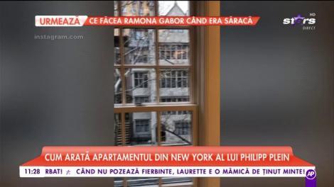 Philipp Plein, marele vis din copilărie. Cum arată apartamentul din New York al miliardarului