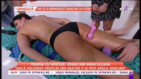 """Terapia cu ventuze, vindecare miraculoasă: """"Femeiele apelează la această terapie pentru a scăpa de celulită"""""""