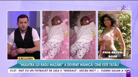 """""""Mulatra lui Radu Mazăre"""" a devenit mămică! Cine este tatăl!"""