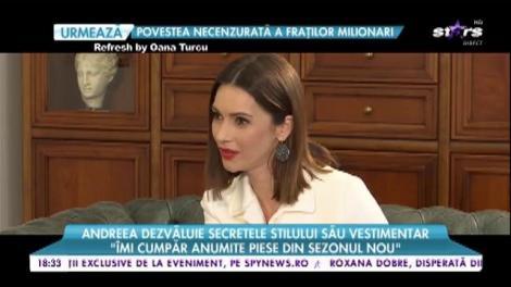 """Andreea Berecleanu, secretul siluetei perfecte: """"De două ori pe an țin cură de slăbire"""""""