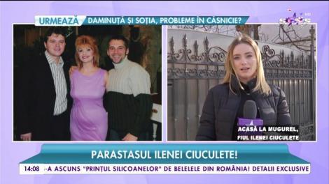 Băieții și mama Ilenei Ciuculete, slujbă de comemorare la Craiova