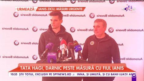 Gheorghe Hagi, cadou de 100 de mii de euro pentru Ianis. Regele, darnic peste măsură cu fiul său