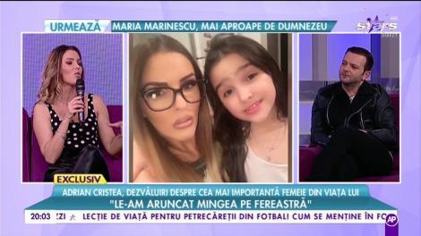 """Denisa Nechifor: """"Sunt foarte copilăroasă la mine acasă"""""""