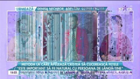 """Adrian Cristea, transformat total. """"Prinţul"""" apelează la o altă metodă să cucerească fetele"""