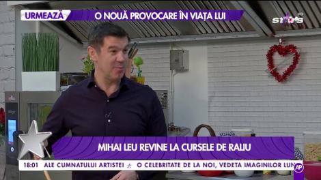 """Mihai Leu: """"Organizez curse de mașini"""""""