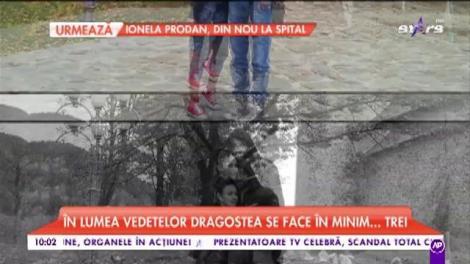 Triunghiuri amoroase în showbiz-ul românesc. Cele mai controversate cupluri din lumea bună!