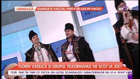 Florin Vasilică și Grupul Teleormanul ne scoc la joc!
