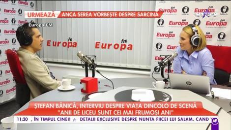 """Ștefan Bănică, interviu despre viața dincolo de scenă: """"Viața este scurtă! Trăiți cum vreți și cu cine vreți"""""""