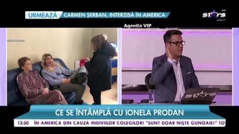 Informații de ultimă oră despre Ionela Prodan. Ce se întâmplă cu artista